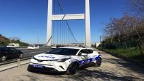 Boğaz köprüsü'nin güvenliği Toyota C-HR' a emanet