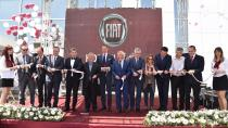 Fiat, Muğla'ya iki yeni tesis açtı