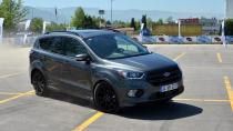 Ford Kocaeli'de yeni modellerini tanıttı
