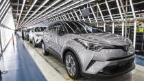 Toyota, Türkiye'de vites artırıyor