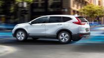 Honda'nın Şangay sürprizi: CR-V Hybrid