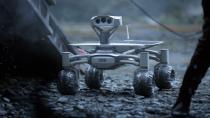 Audi'nin uzay robotu Lunar Quattro, Alien dünyasında