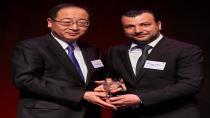 Toyota'dan CMS'ye yılın tedarikçisi ödülü