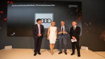 Audi, premium segmentin en inovatif markası seçildi