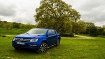 Sürüş İzlenimi: Volkswagen Amarok V6 Aventure