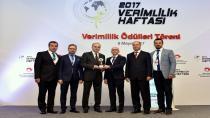 Tofaş'ın Kapasite Artırımı Projesi'ne ödül