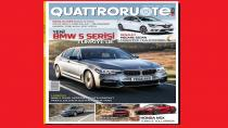 Quattroruote Türkiye Mayıs sayısında özel sürüş izlenimleri