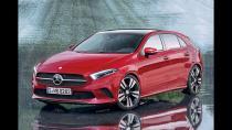 Mercedes'in yeni modelleri böyle olacak