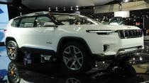 Jeep'ten 6 kişilik SUV konsepti: Yuntu