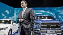 Ford, CEO Mark Fields'ı kovdu!