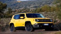 Jeep'te 0 faizli Renegade fırsatı