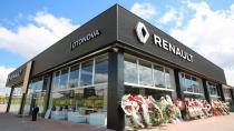 Renault Otonova Plaza açıldı