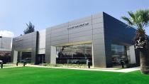 Borusan Oto KKTC showroomunu hizmete açtı