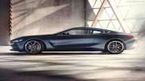 BMW 8 Serisi konsepti büyüledi