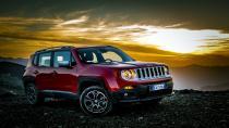 Jeep'ten Renegade'e şimdi al, yarısını seneye öde