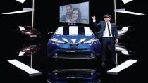 Toyota'nın interaktif showroomuna büyük ilgi