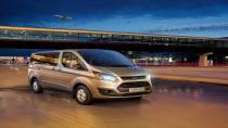 Ford Tourneo Custom  yenilenen yüzüyle satışta