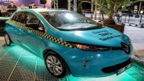 Elektrikli Taksi dönemi başlıyor