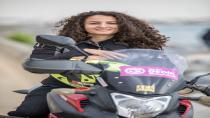 Asil Özbay'dan motorla Dünya turu