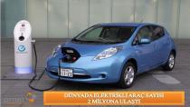 Elektrikli otomobil sayısında büyük artış