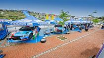Çanakkale'de Rally Troıa heyecanı