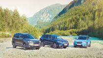 Subaru en çok satan 4X4 markası oldu