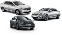 Küçük sedan modellerde Fransız rekabeti