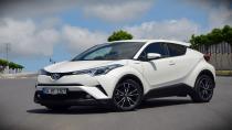 Sürüş izlenimi: Toyota C-HR Hybrid