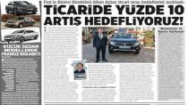 OTOMOTİV GÜNDEMİ HER PAZARTESİ YENİ BİRLİK'TE