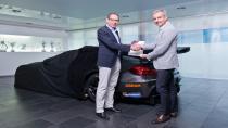 BMW'nin yeni ortağı OSRAM