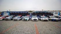 """""""Fiesta Rally Cup"""" rallisi devam ediyor"""