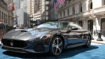 Maserati GranTurismo 10 yıl aradan sonra makyajlandı