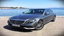 Sürüş İzlenimi: Mercedes-Benz E220 D 4Matıc