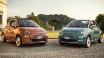 Fiat 500'ün 60.yıl özel versiyonu Türkiye'de
