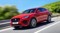 Jaguar'dan yeni sportif kompakt SUV: E-PACE