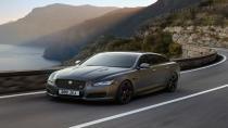 Jaguar, XJR575 modelini tanıttı