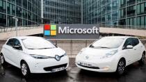 Microsoft ve Baidu sürücüsüz otomobiller için kolları sıvadı