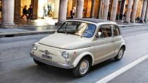 Fiat 500, 60.yılında kalıcı koleksiyonlara adını yazdırdı