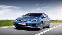 Toyota Auris Hybrid'den Avrupa atağı