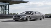 Yeni Audi A8 sahneye çıktı!