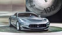 Maserati modelleri elektrikli olacak