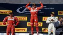 Ferrari'den yılın ikinci dublesi