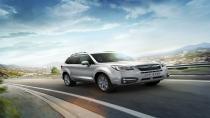 Subaru Forester güvenlik donanımlarını yükseltti