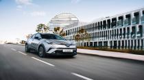 Toyota CH-R satış konusunda tam gaz devam ediyor