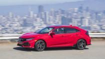Honda Civic'e dizel takviyesi