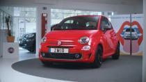 İki milyonuncu Fiat 500 satıldı!