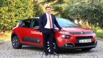 Citroen Türkiye'ye yeni Genel Müdür