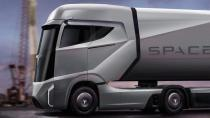Tesla'dan elektrikli kamyon girişimi
