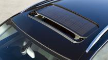 Audi'lerin sunroof teknolojisi