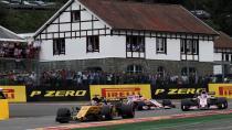Renault Sport F1'den büyük performans